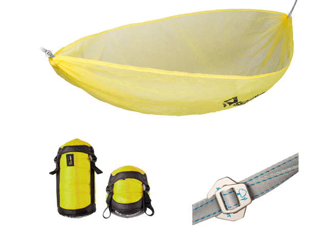 Sea To summit - Hamac Ultralight - jaune