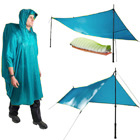 Sea to Summit - Ultra-Sil Nano Poncho/Tarp - Bleu