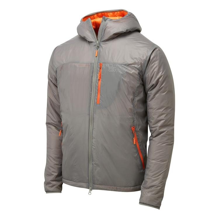 OMM - Mountain Raid Hood Jacket - grise