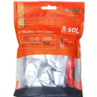 Adventure Medical Kits - SOL All-Weather Fire Cubes