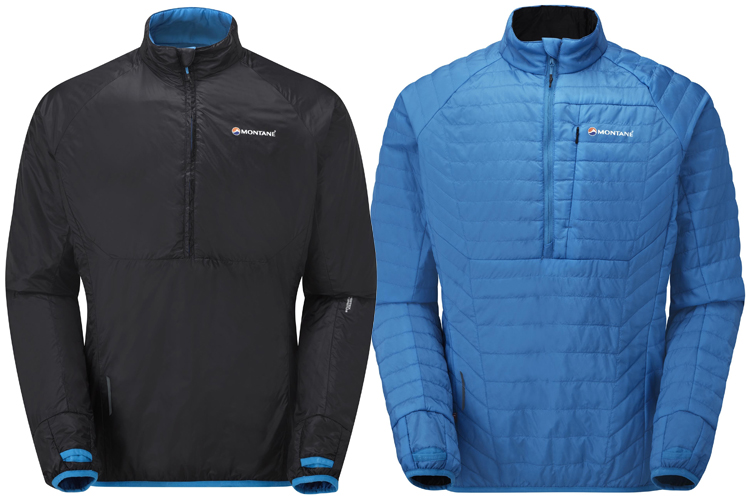 Montane - Fireball Verso Pull-On - noir