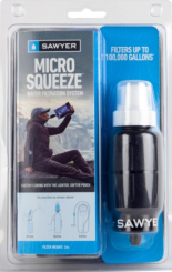 Sawyer - MICRO Squeeze filtre