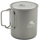 TOAKS - Titanium 750 ml Pot 95mm