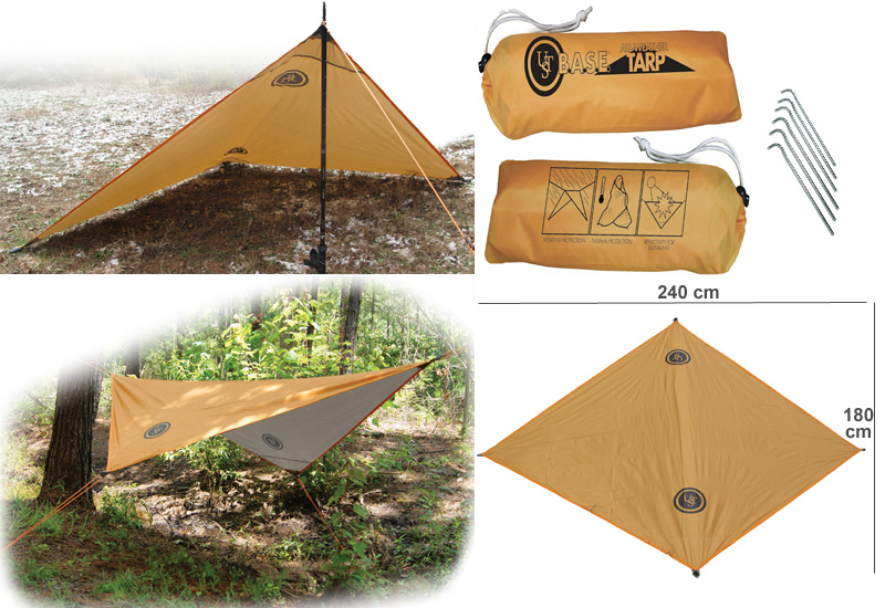 UST - BASE All Weather Tarp