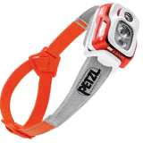 Petzl - Lampe Swift RL 900 lumens 2019 rechargeable - orange