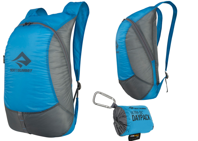 Sea to Summit - Ultra Sil Daypack 2018 - bleu