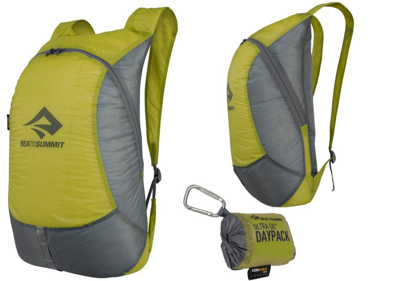 Sea to Summit - Ultra Sil Daypack 2018 - lime