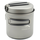 TOAKS - Titanium 1100ml Pot with Pan