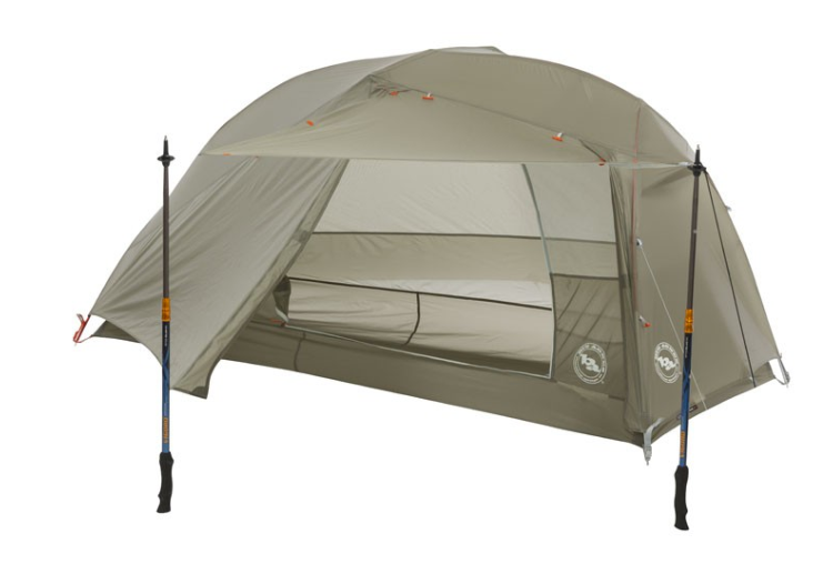 Big Agnes - Copper Spur HV UL 1 - verte - 2020