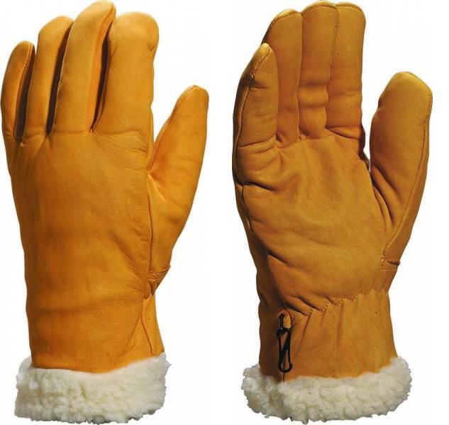 venitex gants cuir fourr s. Black Bedroom Furniture Sets. Home Design Ideas