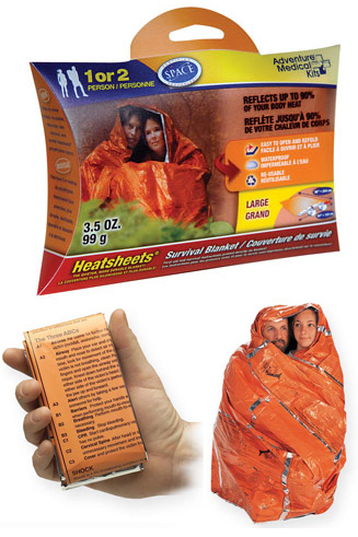 Adventure Medical Kits - SOL Heatsheet Survival Blanket (large)