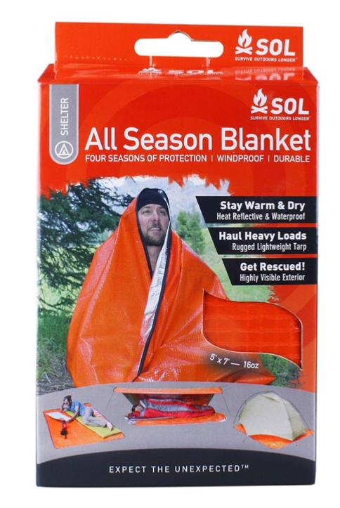 Adventure Medical Kits - SOL All Season Blanket