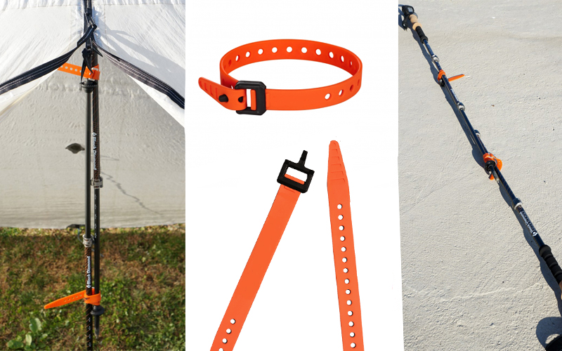 Hyperlite Mountain Gear - UltaMid Pole Straps (paire)