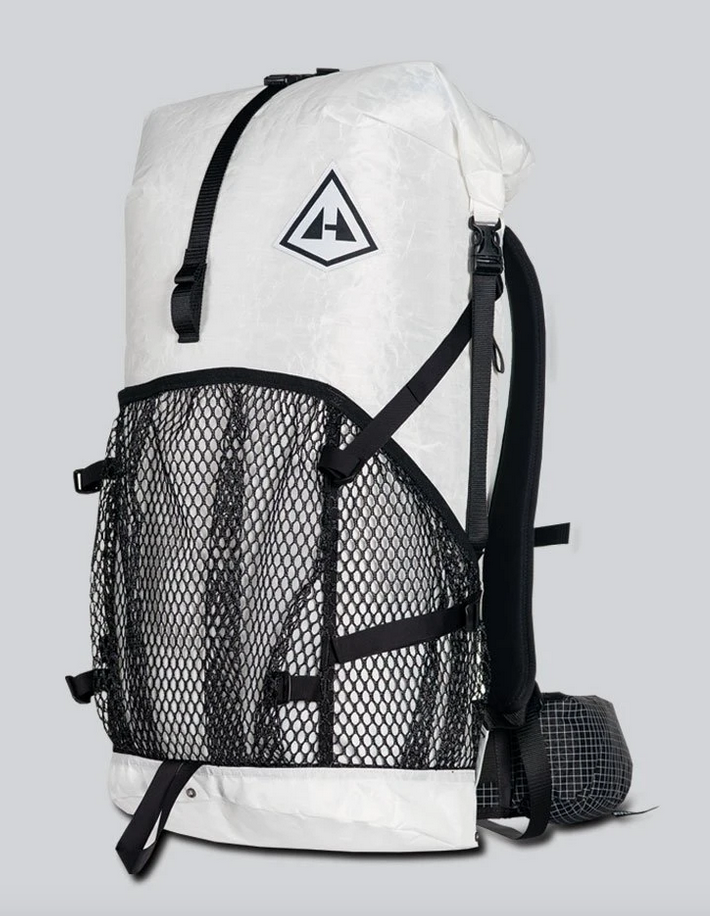 Hyperlite Mountain Gear - Windrider 2400 - blanc