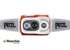 Petzl - Lampe Swift RL 900 lumens 2019 rechargeable - bleu