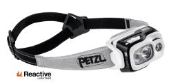 Petzl - Lampe Swift RL 900 lumens rechargeable - noir