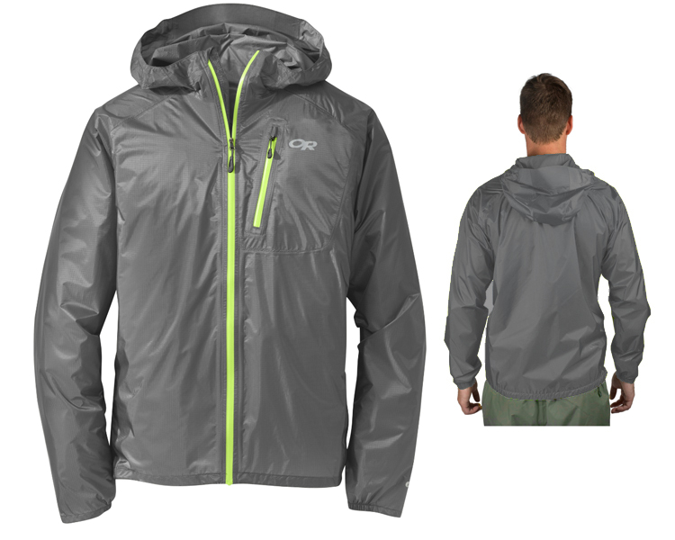 Outdoor Research - Helium II Jacket - Pewter