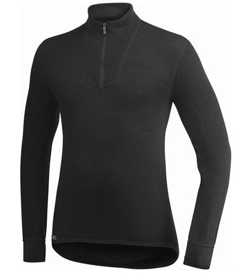 Woolpower - Zip Turtleneck 200