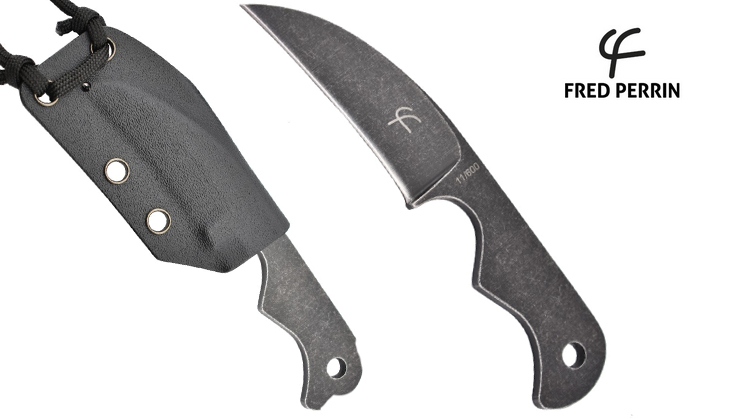 Fred Perrin - Peeler Knife
