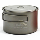 TOAKS - Titanium 700 ml Pot 115mm (version Ultralight)
